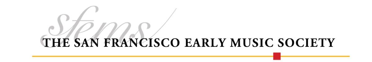 San Francisco Early Music Society