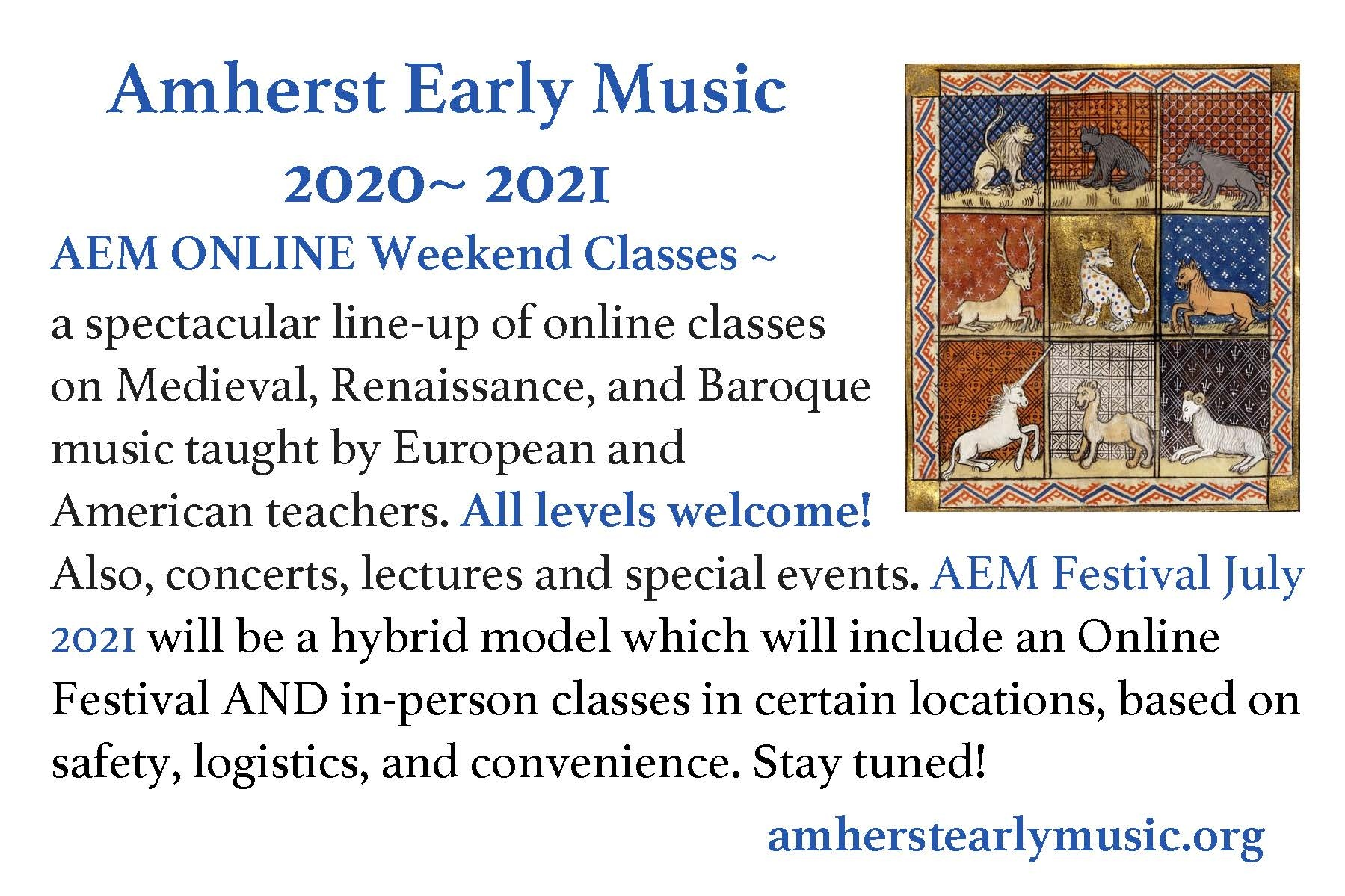 Amherst Early Music